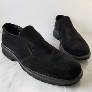 DR. MARTENS Men's Loafer 9258 Black Suede England